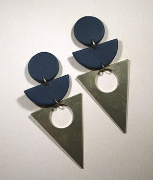 Sara Warrior Earrings