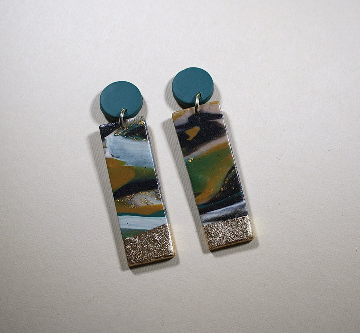 Tess Matchstick Earrings