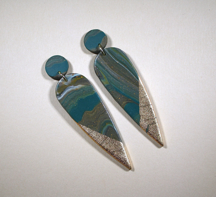 Tess Teardrop Dangles