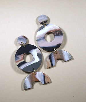 Ruth Small Disco Diva Earrings