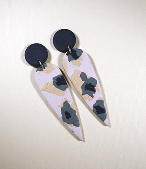 Ruth Teardrop Dangles