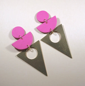 Emily Warrior Earrings