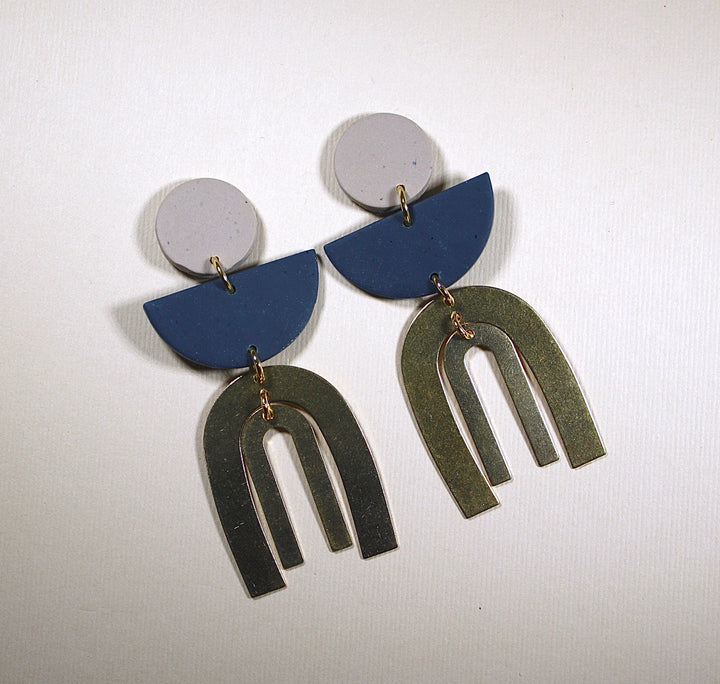 Emily Desert Drop Earrings