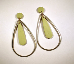 Georgia Teardrop Dangles
