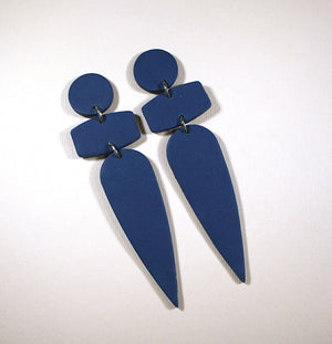 Georgia Warrior Earrings