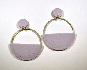 Georgia Half Moon Hoops