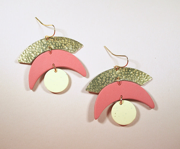 Audrey Aster Dangles