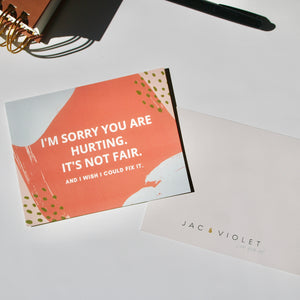 Greeting Notecard