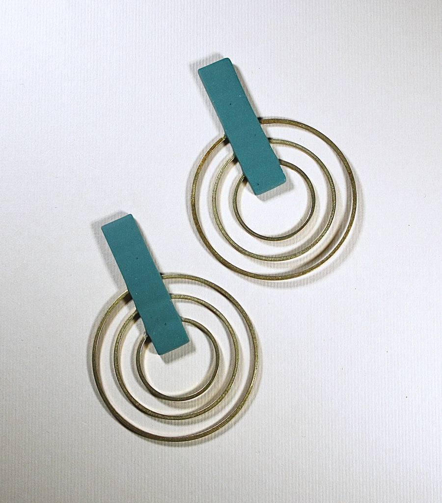 Frida Aster Earrings