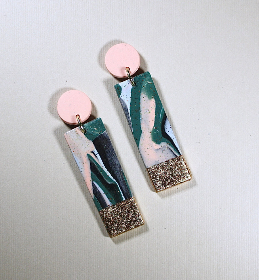 Frida Matchstick Earrings