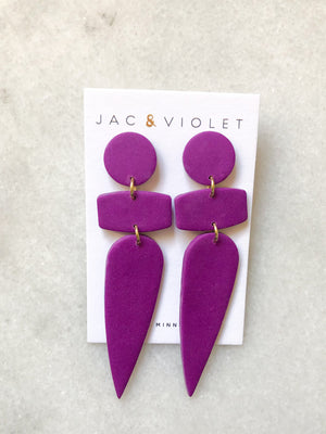 Michelle Warrior Earrings