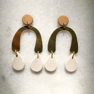 Ashtyn Arches Earrings