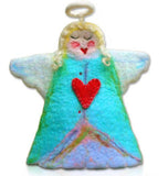 Hallelujah Hattie Felting Angel Kit