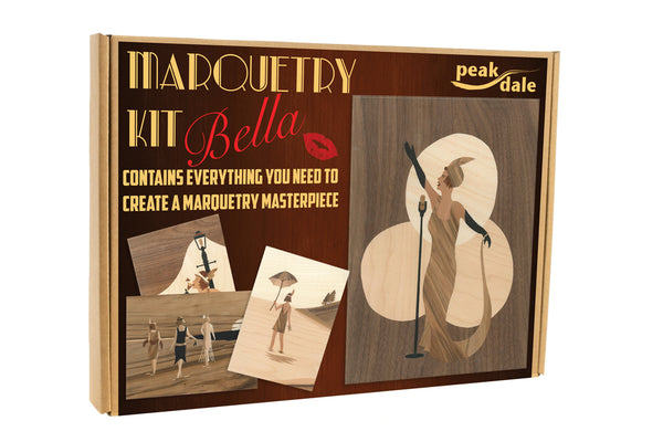 "Marquetry Kit ""BELLA"""