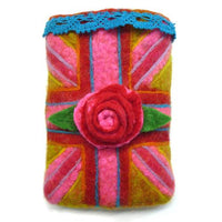 Queen of Conversation (SML) Phone Cover Felting Kit