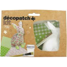 Decopatch Rabbit Kit