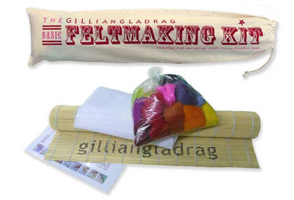 Basic Felt Making Kit