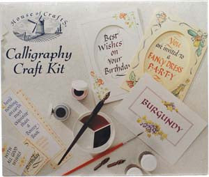 Caligraphy Kit