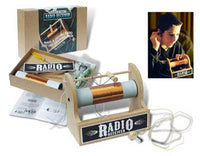 Crystal Radio Reciever Kit