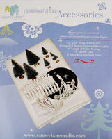 Snowy Lane Accessory Kit