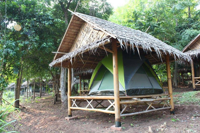 PRIVATE TENT (1-2 persons)