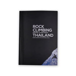 Central & Northeast Thailand Rock Climbing Guidebook