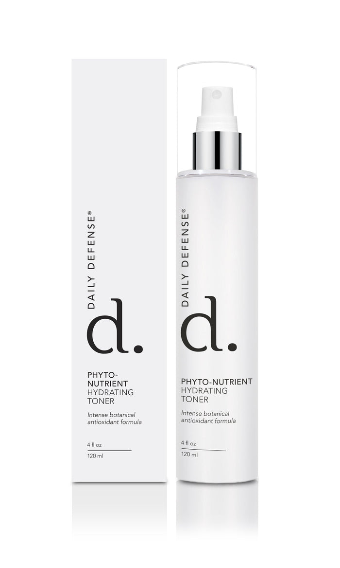 Phyto-nutrient Hydrating Toner