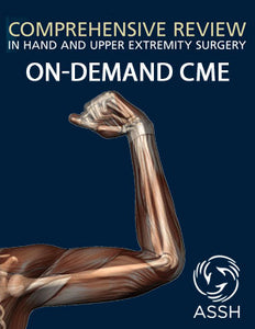 LMS- Comprehensive Review Course in Hand & Upper Extremity 2020