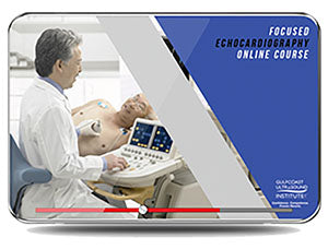 FOCUSED ECHOCARDIOGRAPHY - ONLINE COURSE  2021