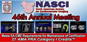 46th Annual Meeting of the North American Society of Cardiovascular Imaging (NASCI) 2019