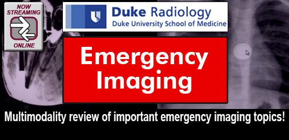 Duke Radiology Emergency Imaging