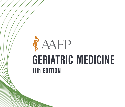 AAFP Geriatric Medicine Self-Study Package – 11th Edition 2020 (CME VIDEOS)