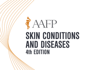 AAFP Skin Conditions & Diseases Self-Study Package – 4th Edition 2021 (CME VIDEOS)