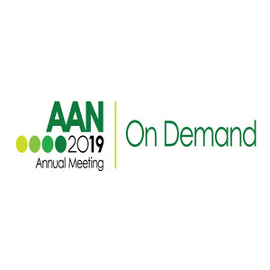 AAN Annual Meeting On Demand 2019/2020 (CME VIDEOS)