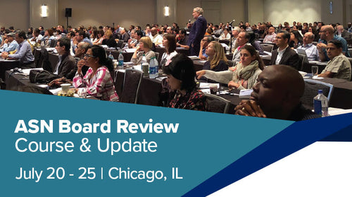 ASN Board Review Course & Update Online 2019