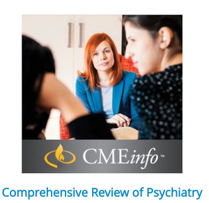Comprehensive Review of Psychiatry 2019