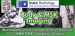 Duke Radiology Body & MSK Imaging (2017)