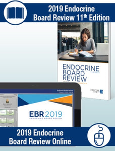 Endocrine Board Review 11th Edition (2019)