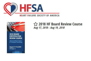 Heart failure Board Review Course 2018