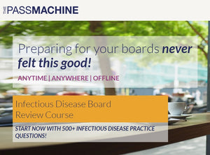 Thepassmachine Infectious Disease Board Review Coursee 2018 (Videos+PDFs)