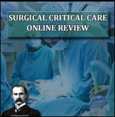 Osler Surgical critical care review