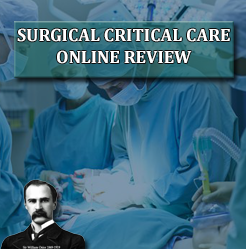 Surgical Critical Care 2021 Online Review