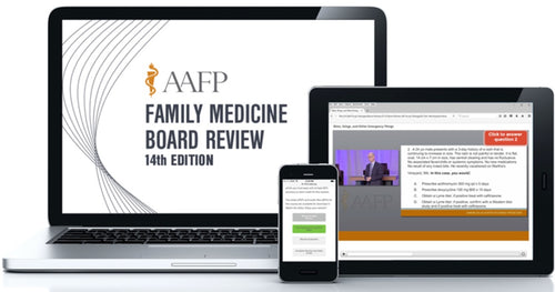 Family Medicine Board Review Self-Study Package 2020
