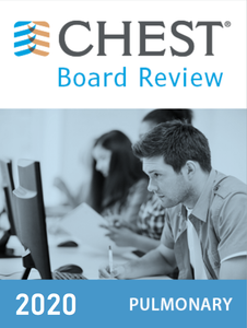 Pulmonary Board Review On Demand 2020