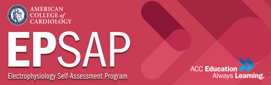 EP SAP (Electrophysiology Self-Assessement Program)