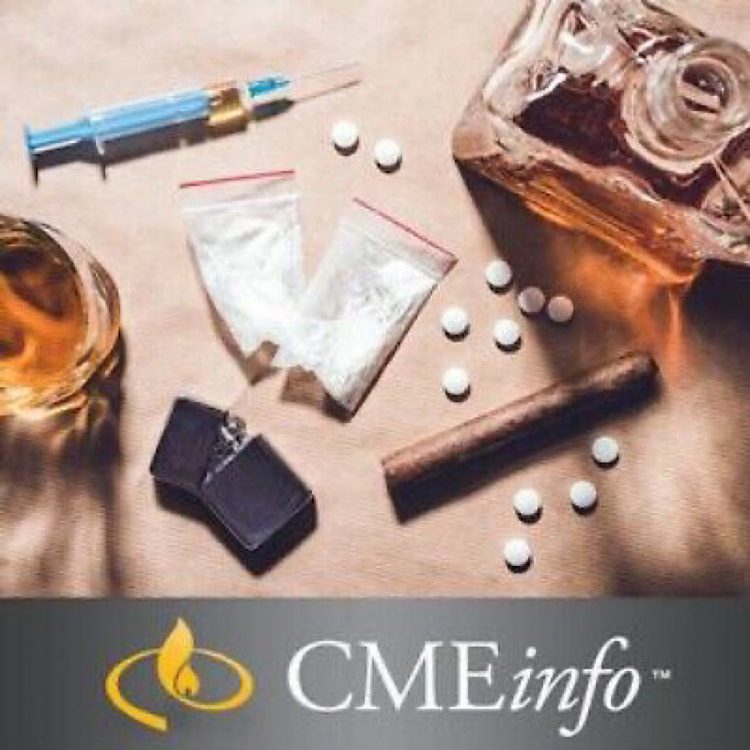Addiction Medicine for Non-Specialists 2019