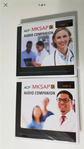 MKSAP 17 Audio Companion Plus Q&A - Board Basics 4, Complete set + Bonuses