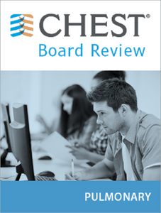 Pulmonary Board Review 2017
