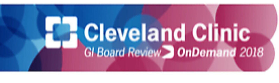 GI Board Review OnDemand 2018