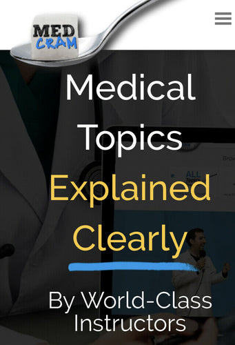 Medical Topics Explained Clearly 2019